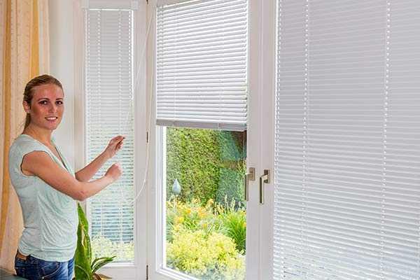 Gardinen- und Sonnenschutz